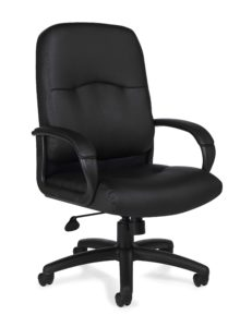Offices to Go 11617B executive leather chair