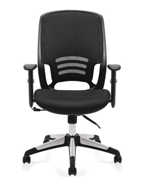 OTG11685B Mesh Manager Chair